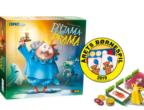 Winner of this year's Board Games for Kids 2019
