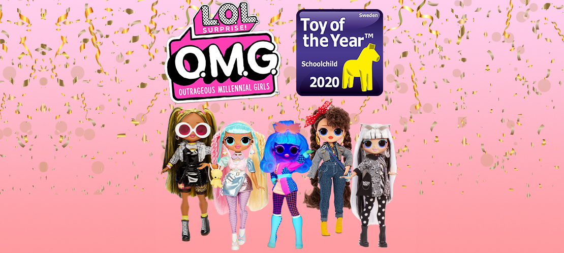 Toy of the Year Sweden